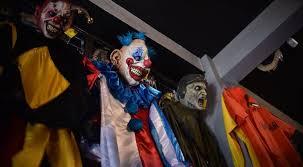 Clown Halloween Costume Clown Sightings 2016 Latest Rumors Heat Halloween Costumes