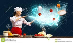 cuisine magique cuisine magique photo stock image du préparation créativité