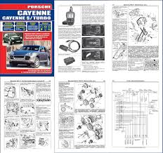 porsche cayenne cayenne s turbo 2002 2007 download repair manual