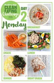 Cheap Easy Dinner Ideas For 2 Here U0027s A Two Week Clean Eating Challenge That U0027s Actually Delicious