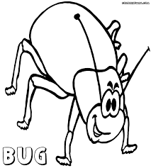 bug coloring pages coloring pages to download and print
