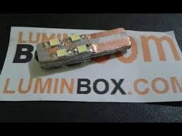 membuat lu led headl motor cara buat lu led t10 untuk motor mobil youtube