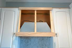 How To Build A Kitchen Cabinet Door Remodelaholic How To Diy A Custom Range Hood For Under 50