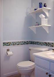 Bathroom Tile Border Ideas Bathroom White Bathroom Tiles With Border And Borders Ideas