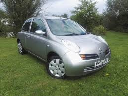 nissan hatchback used nissan micra 2003 for sale motors co uk