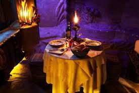 ristorante a lume di candela roma cena di coccole e passione da six4you a torino infonotizie