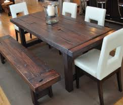 free dining room table plans furniture perfect rustic dining room table with bench 71 in ikea