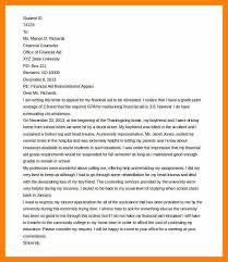 5 appeal letter sample acknowledge form