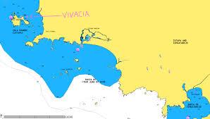 Zihuatanejo Map Thumb Out To Hitchhike U2013 Isla Grande Ixtapa 2 2 5 15 Sailvivacia