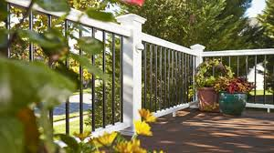 how to select your ideal deck railing color deck talk