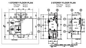 row house floor plan 2 storey rowhouse floor plan cebu realty brokerage