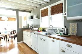 vintage metal kitchen cabinets painting old metal kitchen cabinets full image for retro metal