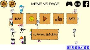 Meme Vs Rage - meme vs rage mod for android