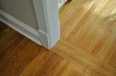 Hardwood Floor Transition Wood Floor Transitions Sagging Floor Open Floorplan With Wide