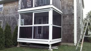 covered porch plans need ideas for making removable screen inserts for screened in