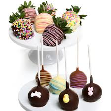 easter cake pops happy easter cake pops berries by gourmetgiftbaskets