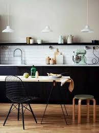 meuble cuisine scandinave cuisine scandinave et blanche avec touches pastel