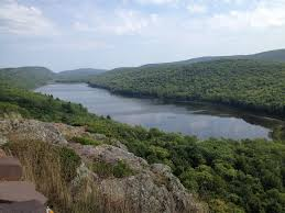 Porcupine Mountains State Park Map by Best Trails In Porcupine Mountains Wilderness State Park