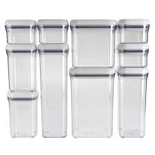 good grips 10 pc pop container set