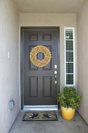 25 best ideas about painting doors on pinterest front door stained