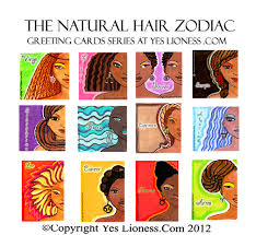 zodiac cards the new hair zodiac greeting cards