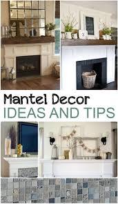 Living Room Mantel Decor Mantel Mantel Decor Ideas Fireplace Mantels Ideas For