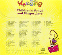 wee sing children s songs and fingerplays conn beall