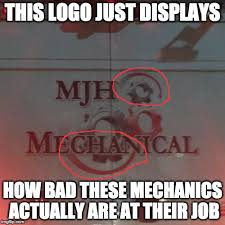 Mechanics Memes - can you spot the inconsistency imgflip