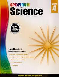 spectrum science grade 4 spectrum 9781483811680 amazon com books