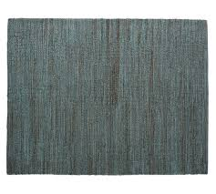 Pottery Barn Heathered Chenille Jute Rug Heather Chenille Jute Rug Indigo Pottery Barn Au