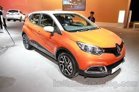 renault cost 7 seat renault captur based on duster platform india bound