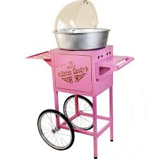 cotton candy machine rentals cotton candy machine sweet party rental inc