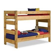 Wrangler Bunk Bed  Katy Furniture - Timber bunk bed