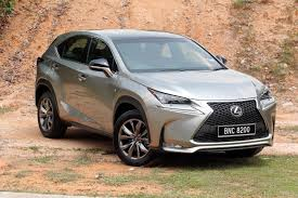 lexus nx f sport is automania tested carsifu