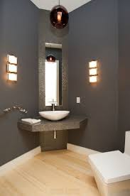 Modern Powder Room 20 Best Bathroom Lighting Images On Pinterest Bathroom Lighting