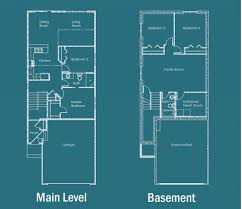 house plan highlight 2180 bi level thomsen homes