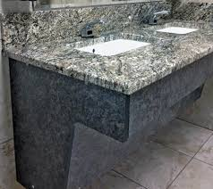slippery rock gazette stone pro ada compliant vanity countertop