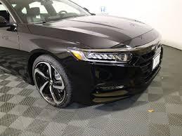 2018 new honda accord sedan sport cvt sedan at honda of danbury