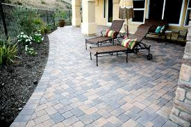 Paver Stones For Patios Spruce Up Your Side Yard This Summer With Paving Stones Pacific