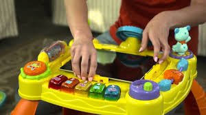 vtech activity table deluxe vtech idiscover app activity table toy best toy for baby youtube