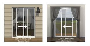 60x80 Patio Door Jeld Wen Builders Series 72