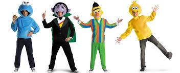 Halloween Costumes Sesame Street Halloween Costume Silly Sesame