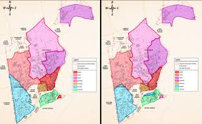 easton map easton area elementary boundaries approved