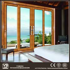 Glass Patio Door 4 Panel Sliding Glass Patio Doors Free Home Decor