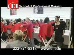 Professional Makeup Schools Makeup Artist In Los Angeles California Youtube