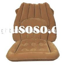 image gallery inflatable car seat cushion