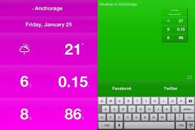 superminimalist com get super minimalist with weathercube for iphone ipad ios tips