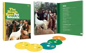 50th anniversary photo album pet sounds brian wilson