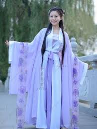 hanfu from the princess weiyoung 锦绣未央 tang yan luo jin
