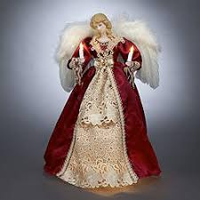 Christmas Angel Decorations Pinterest by Christmas Tree Topper Christmas Angel Christmas Decorations